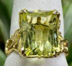 Гелиодор камень свойства золотого минерала, кому подходит по знаку зодиака