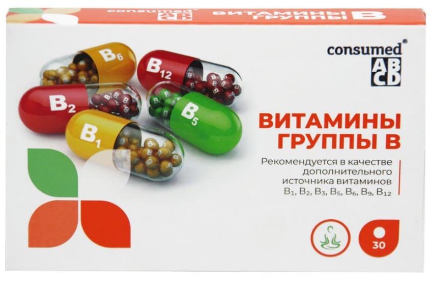 Витамины группы В для чего нужны женщине, что входит в группу, симптомы нехватки