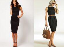 Как украсить черное платье: украшения, обувь, аксессуары, какие туфли подойдут к черному платью