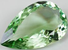 Зеленый аметист камень магов и целителей: свойства празиолита, структура, лечение